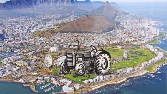 Sudáfrica : la puerta de entrada a la maquinaria agricola argentinas a 54 países