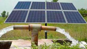 Plan Nacional de Riego: la chance de ahorrar con el bombeo solar de agua