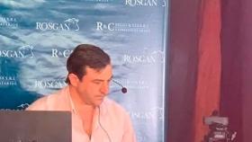 Reggi realizó su televisado especial desde Goya con 6.000 cabezas filmadas