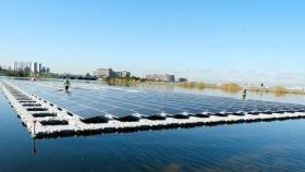 Estados Unidos: Inauguran primera instalación de paneles solares flotantes en Miami