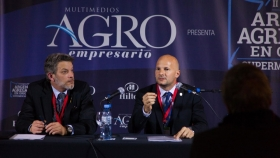 Sebastián Felgueras - Director de la Escuela de Agronomía, USAL - Congreso II Edición