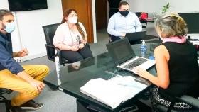 Presentaron los proyectos para construir las terminales en Ushuaia y Río Grande
