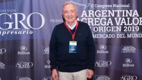 Eduardo González Ruiz - Gerente de la Cámara de Frigoríficos Ovinos de la Patagonia - Congreso II Edición