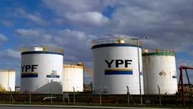 Almacenamiento de petróleo al tope en la Argentina