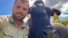 Martín Rostagno, un ingeniero agrónomo haciéndose camino por el mundo