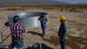 Beneficios para comunidades puneñas: se construirán pozos de agua para la ganadería