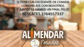 Proyecto AlimenDar Posadas celebra el primer Día internacional de Concientización sobre la Pérdida y Desperdicio de Alimentos