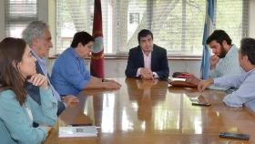 Proyectan acciones con el Instituto Interamericano de Cooperación para la Agricultura
