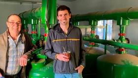 Ganadería de alta gama: para asegurarse el maíz del feedlot invirtieron en riego subterráneo