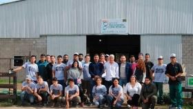 Cooperativa de reciclado lleva a cabo limpieza de playas en la costa bonaerense
