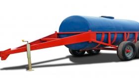 Acoplado tanque balancín 3.800 Lts