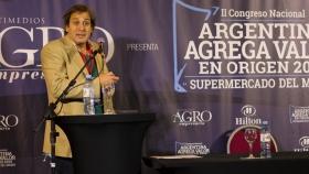 Emiliano Huergo - Director de la Asociación Argentina de Biocombustibles e Hidrógeno - Congreso II Edición